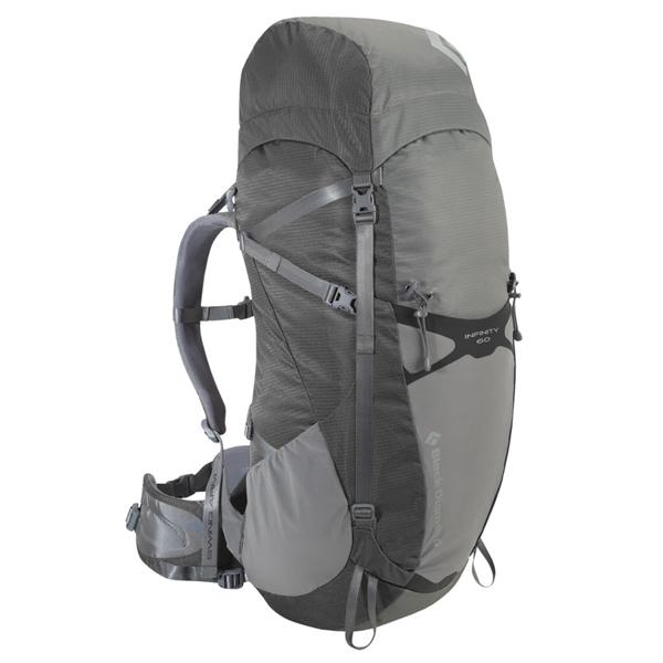 Особенности рюкзака Black Diamond Infinity 60.  Мягкий и.